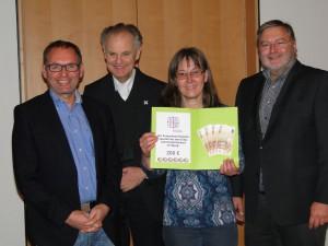 Spendenübergabe Frauenbund Schlicht am 20.10.2015
